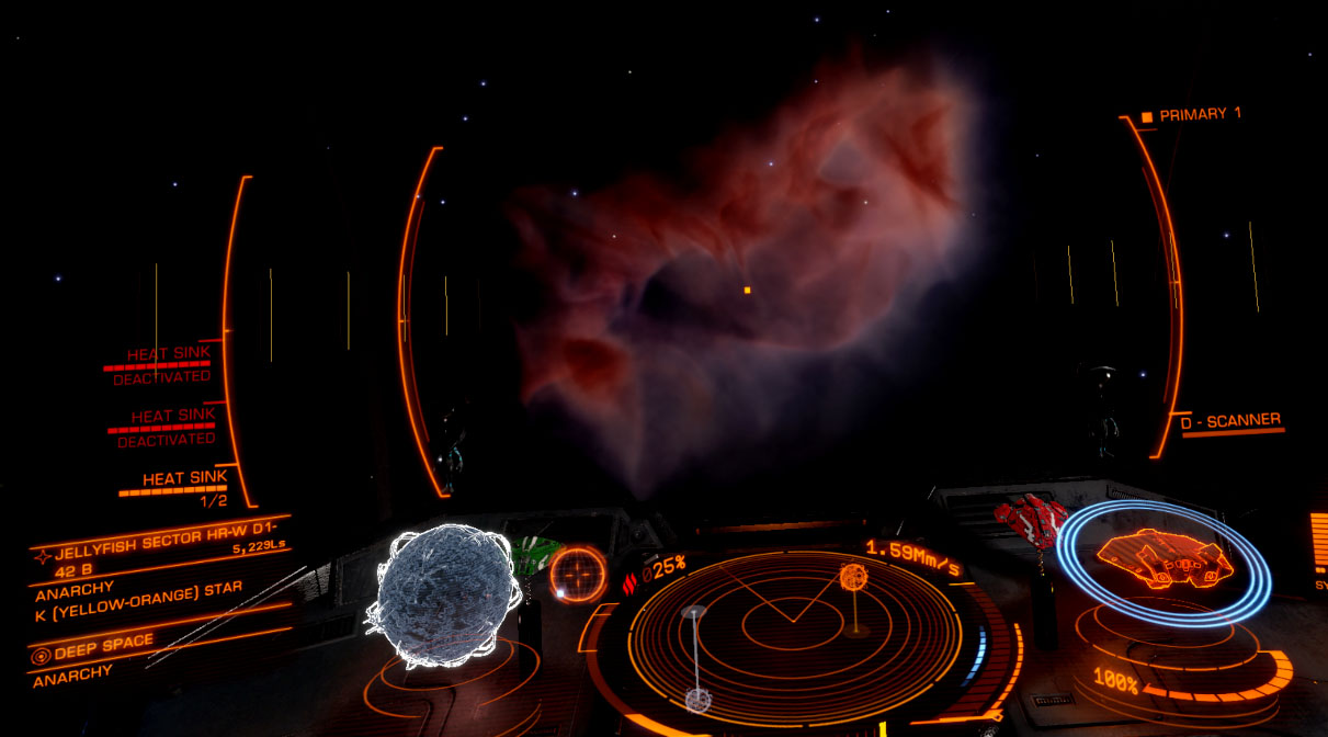 Elite Dangerous Astrometrics